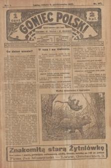 Goniec Polski.R.1, nr 217 (5 października 1907)