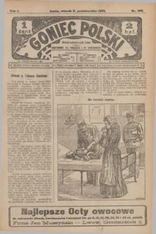 Goniec Polski.R.1, nr 219 (8 października 1907)