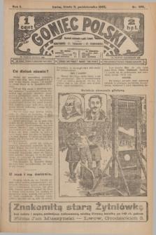 Goniec Polski.R.1, nr 220 (9 października 1907)