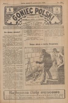 Goniec Polski.R.1, nr 222 (11 października 1907)