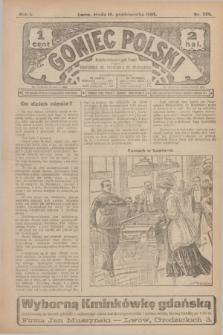 Goniec Polski.R.1, nr 226 (16 października 1907)