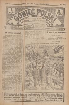 Goniec Polski.R.1, nr 227 (17 października 1907)