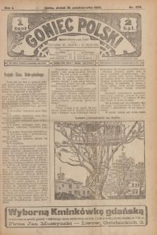 Goniec Polski.R.1, nr 228 (18 października 1907)