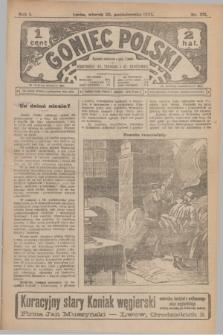 Goniec Polski.R.1, nr 231 (22 października 1907)