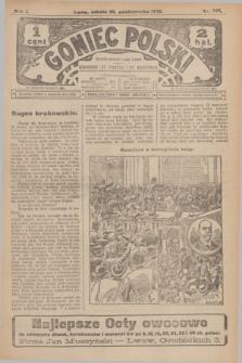Goniec Polski.R.1, nr 235 (26 października 1907)