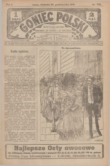 Goniec Polski.R.1, nr 236 (27 października 1907)