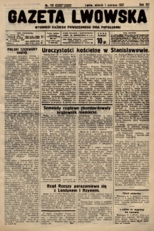 Gazeta Lwowska. 1937, nr119