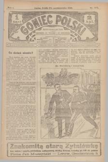 Goniec Polski.R.1, nr 238 (30 października 1907)