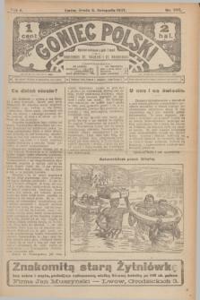 Goniec Polski.R.1, nr 243 (6 listopada 1907)