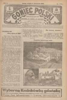 Goniec Polski.R.1, nr 246 (9 listopada 1907)