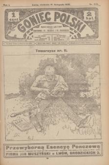 Goniec Polski.R.1, nr 253 (17 listopada 1907)