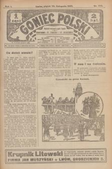 Goniec Polski.R.1, nr 263 (29 listopada 1907)