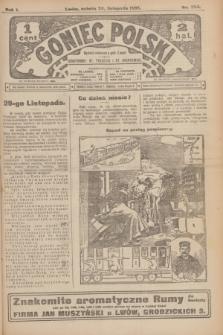 Goniec Polski.R.1, nr 264 (30 listopada 1907)