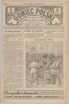 Goniec Polski.R.1, nr 267 (4 grudnia 1907)