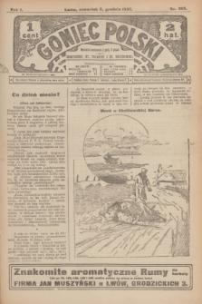 Goniec Polski.R.1, nr 268 (5 grudnia 1907)