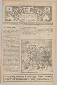 Goniec Polski.R.1, nr 269 (6 grudnia 1907)