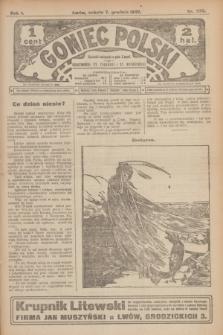 Goniec Polski.R.1, nr 270 (7 grudnia 1907)