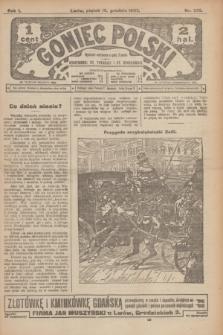 Goniec Polski.R.1, nr 275 (13 grudnia 1907)