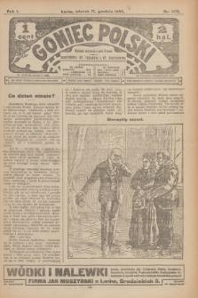 Goniec Polski.R.1, nr 278 (17 grudnia 1907)