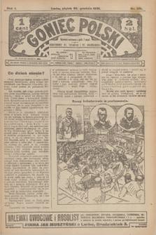 Goniec Polski.R.1, nr 281 (20 grudnia 1907)