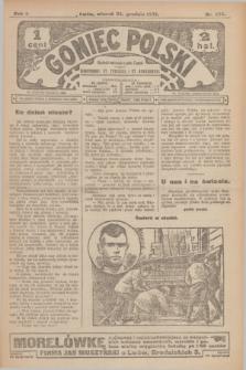Goniec Polski.R.1, nr 284 (24 grudnia 1907)
