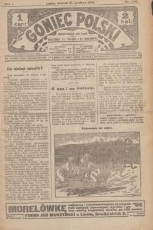 Goniec Polski.R.1, nr 288 (31 grudnia 1907)