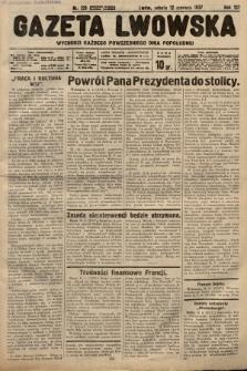 Gazeta Lwowska. 1937, nr129