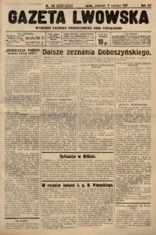 Gazeta Lwowska. 1937, nr133