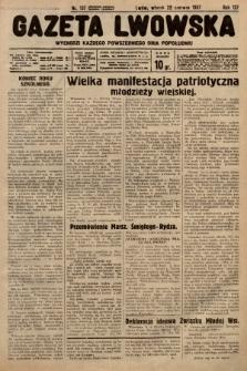 Gazeta Lwowska. 1937, nr137