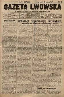 Gazeta Lwowska. 1937, nr141