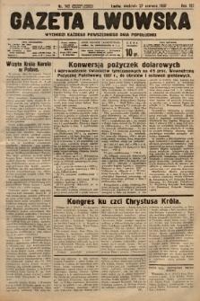 Gazeta Lwowska. 1937, nr142