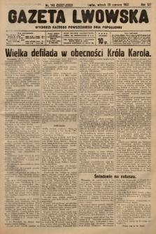 Gazeta Lwowska. 1937, nr143