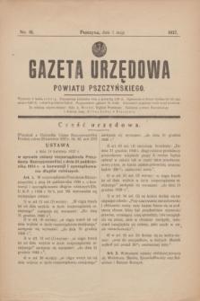 Gazeta Urzędowa Powiatu Pszczyńskiego.1937, nr 18 (1 maja) + dod.