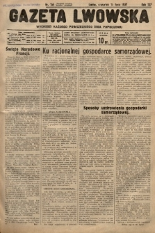Gazeta Lwowska. 1937, nr156
