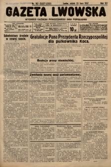 Gazeta Lwowska. 1937, nr163