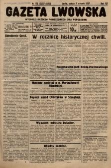 Gazeta Lwowska. 1937, nr176