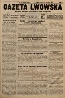 Gazeta Lwowska. 1937, nr181