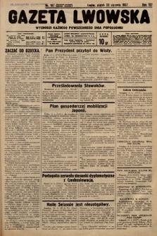 Gazeta Lwowska. 1937, nr187