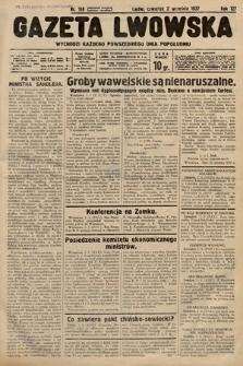 Gazeta Lwowska. 1937, nr198
