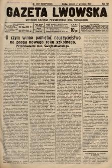 Gazeta Lwowska. 1937, nr202