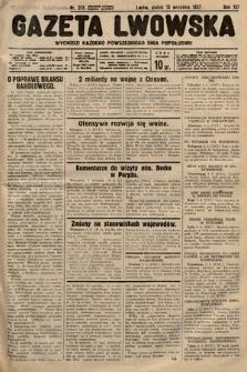 Gazeta Lwowska. 1937, nr205