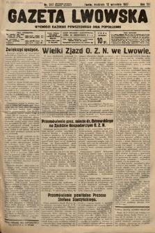 Gazeta Lwowska. 1937, nr207