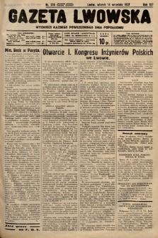 Gazeta Lwowska. 1937, nr208