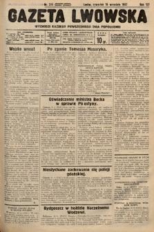 Gazeta Lwowska. 1937, nr210