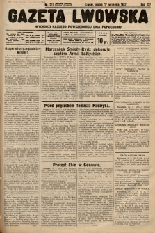 Gazeta Lwowska. 1937, nr211
