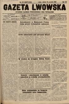 Gazeta Lwowska. 1937, nr212