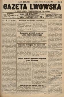 Gazeta Lwowska. 1937, nr219