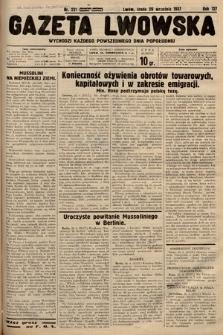 Gazeta Lwowska. 1937, nr221