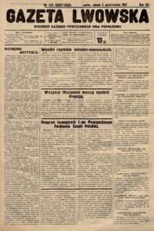 Gazeta Lwowska. 1937, nr224