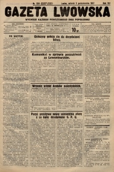 Gazeta Lwowska. 1937, nr226